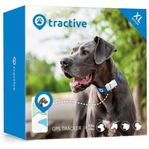 Tractive collier GPS XL pour chien